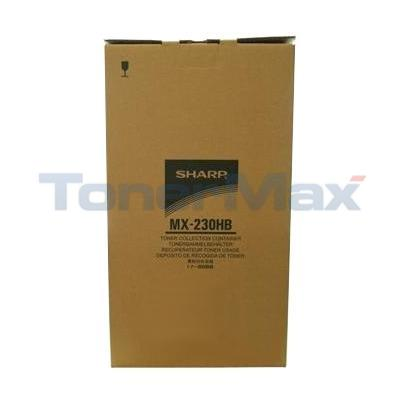 SHARP MX-2615N WASTE TONER CONTAINER